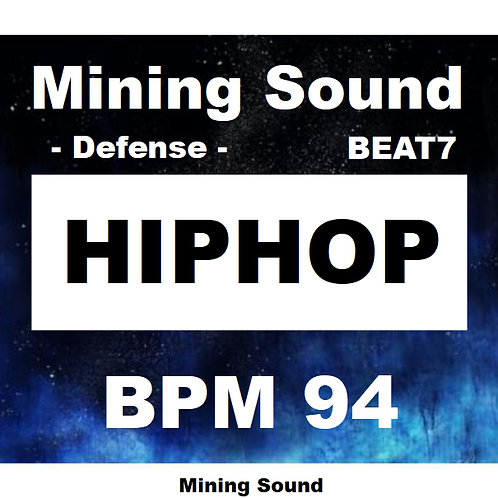 Mining Sound - HIPHOP - BEAT7
