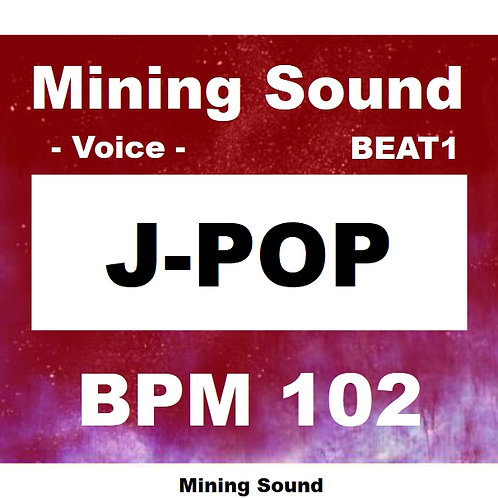 Mining Sound - J-POP - BEAT1