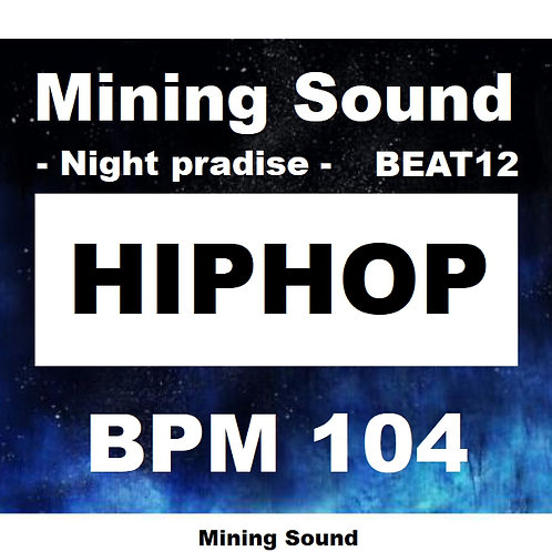 Mining Sound - HIPHOP - BEAT12