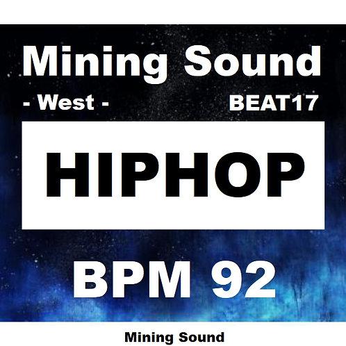 Mining Sound - HIPHOP - BEAT17