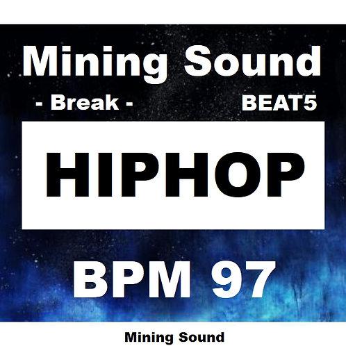 Mining Sound - HIPHOP - BEAT5