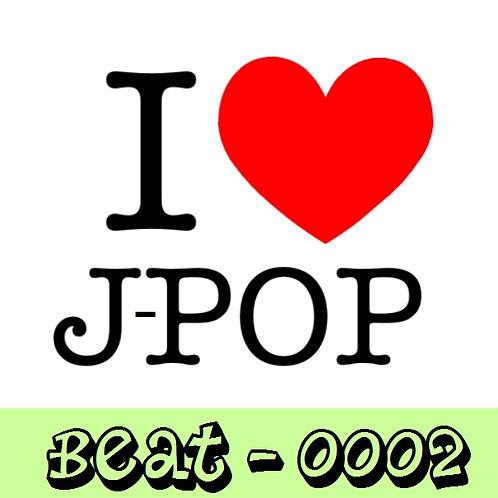 J-POP - BEAT NO.0002