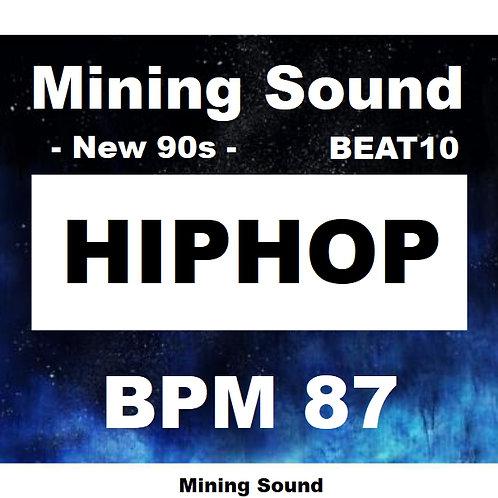 Mining Sound - HIPHOP - BEAT10