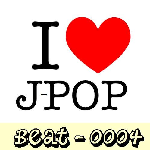 J-POP - BEAT NO.0004