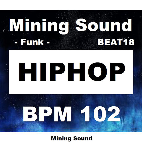 Mining Sound - HIPHOP - BEAT18