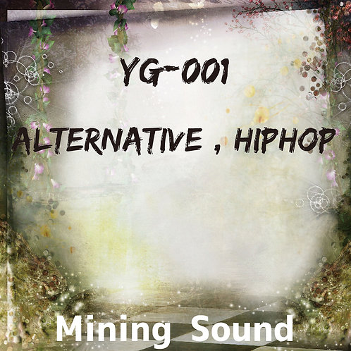 YG-001 (alternative , HIPHOP)