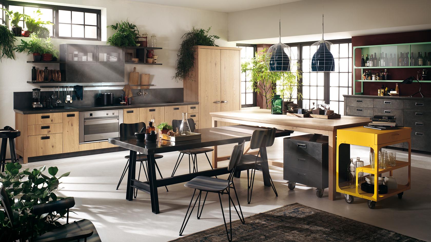 cucina Scavolini - Diesel Social Kitchen