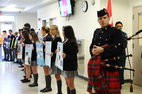 Rememberance Day Assembly