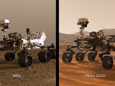 Space Science Events for 2020: Focus on Mars