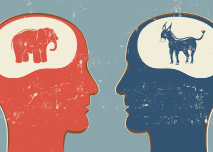 Political Polarization in America