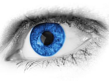 She Has Blue Eyes