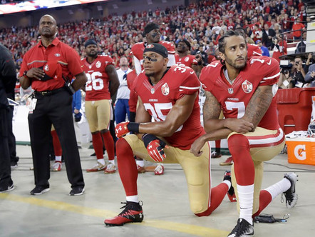 Why NFL Players Should Stand for the National Anthem