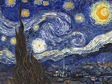 Van Gogh: How Wonderful Yellow Is