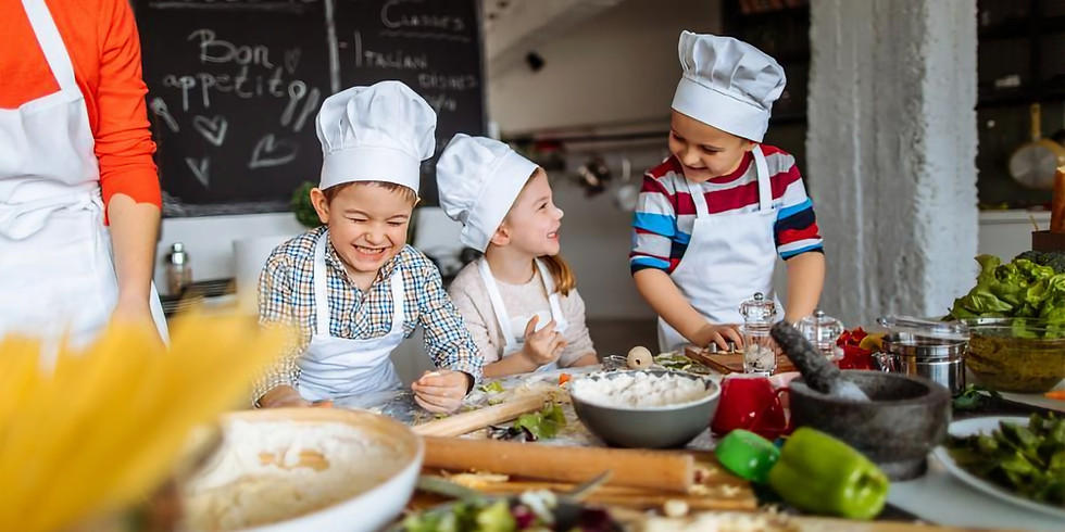Little Explorers Cooking and Crafting