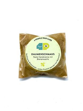 NACHFÜLLER FESTE HANDCREME - DAUMENSCHMAUS