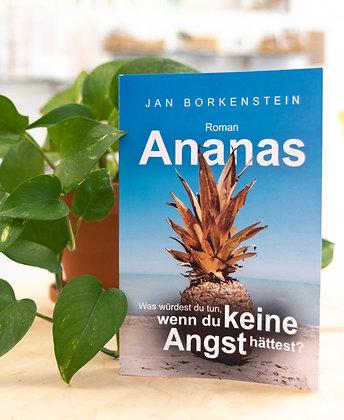 BUCH ANANAS- JAN BORKENSTEIN