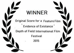 Evidance of existance winner 2015.png