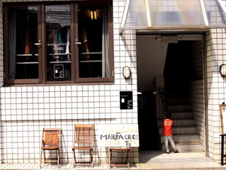 MANUFACTURE POP-UP STORE