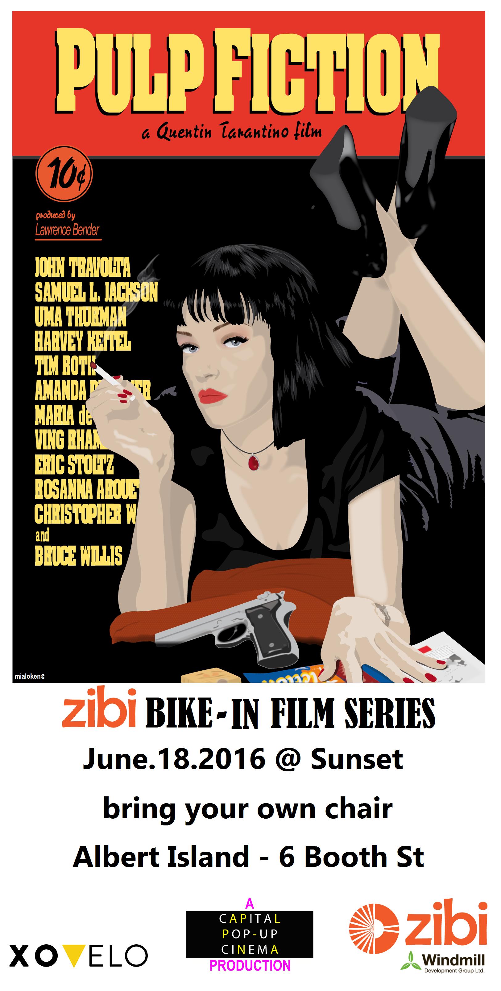 Pulp Fiction - Zibi