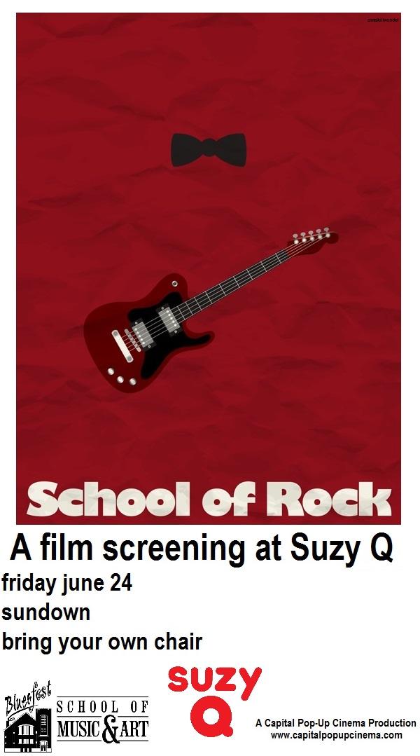 School of Rock - Suzy Q Doughnuts
