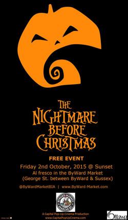 Nightmare Before Christmas - 2015