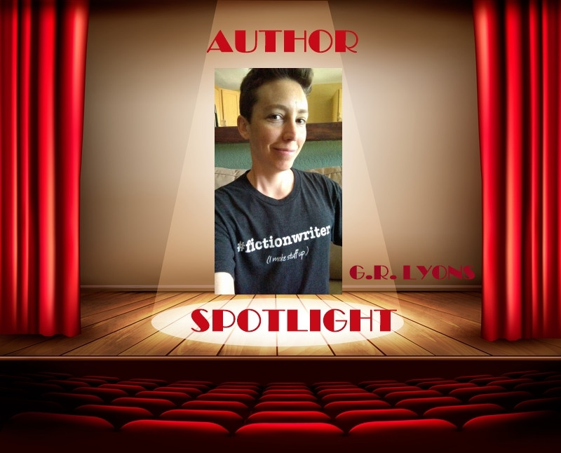 Author Spotlight with G.R. Lyons