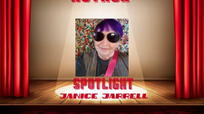Author Spotlight with Janice Jarrell.