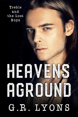 Release Blitz - Heavens Aground - Treble & The Lost Boys Series #2 by G.R. Lyons