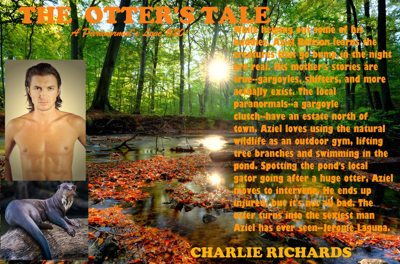 The Otter's Tale - A Paranormal's Love Series Book 20