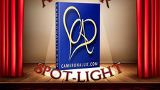 Author Spotlight with Cameron Allie