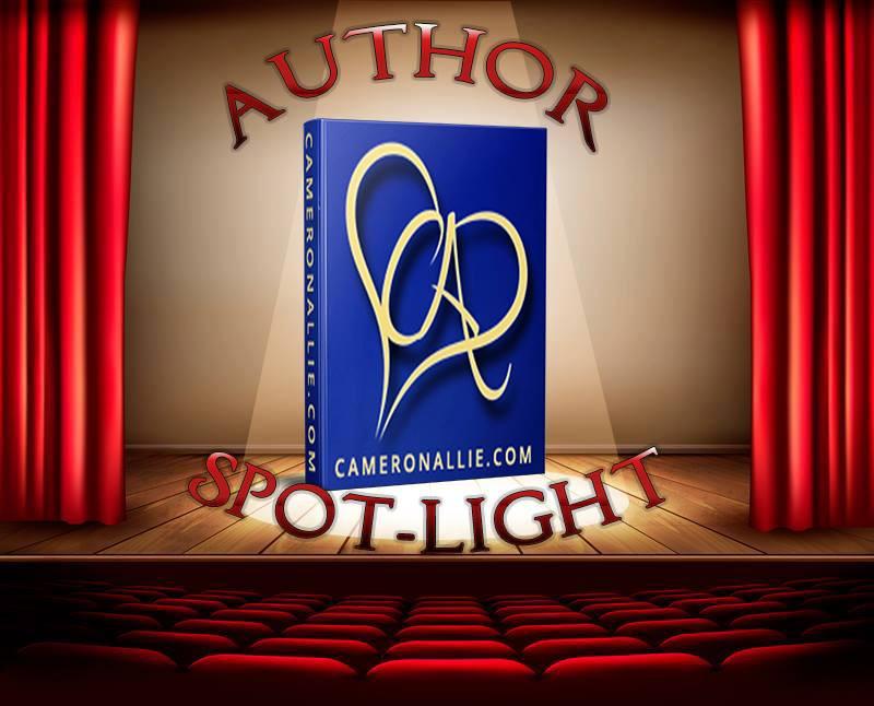 Author Spotlight with Cameron Allie