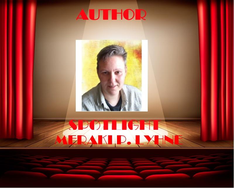 Author Spotlight with Meraki P. Lyhne