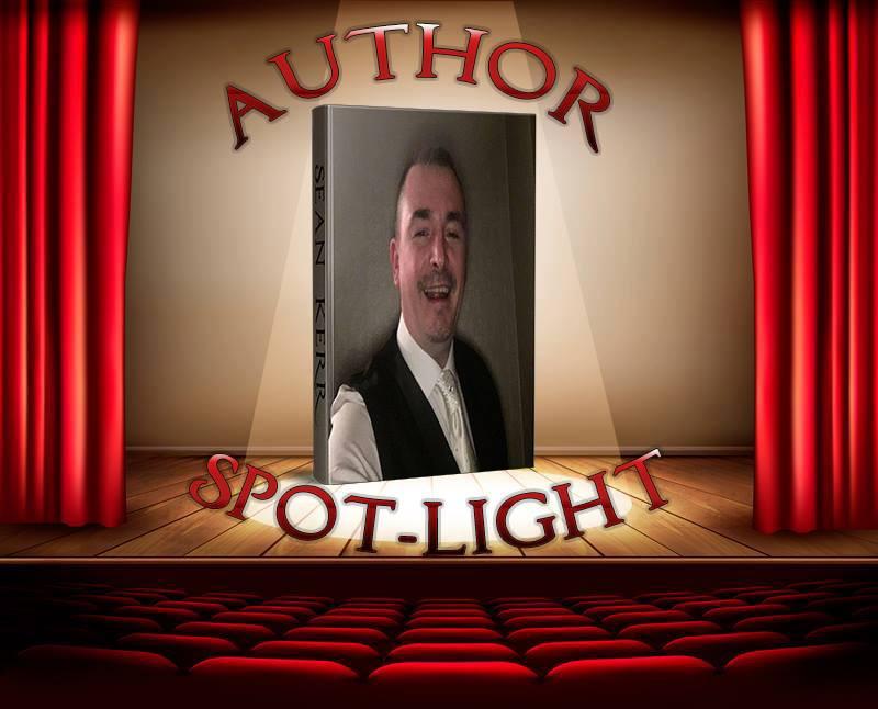 Author Spotlight with Sean Kerr