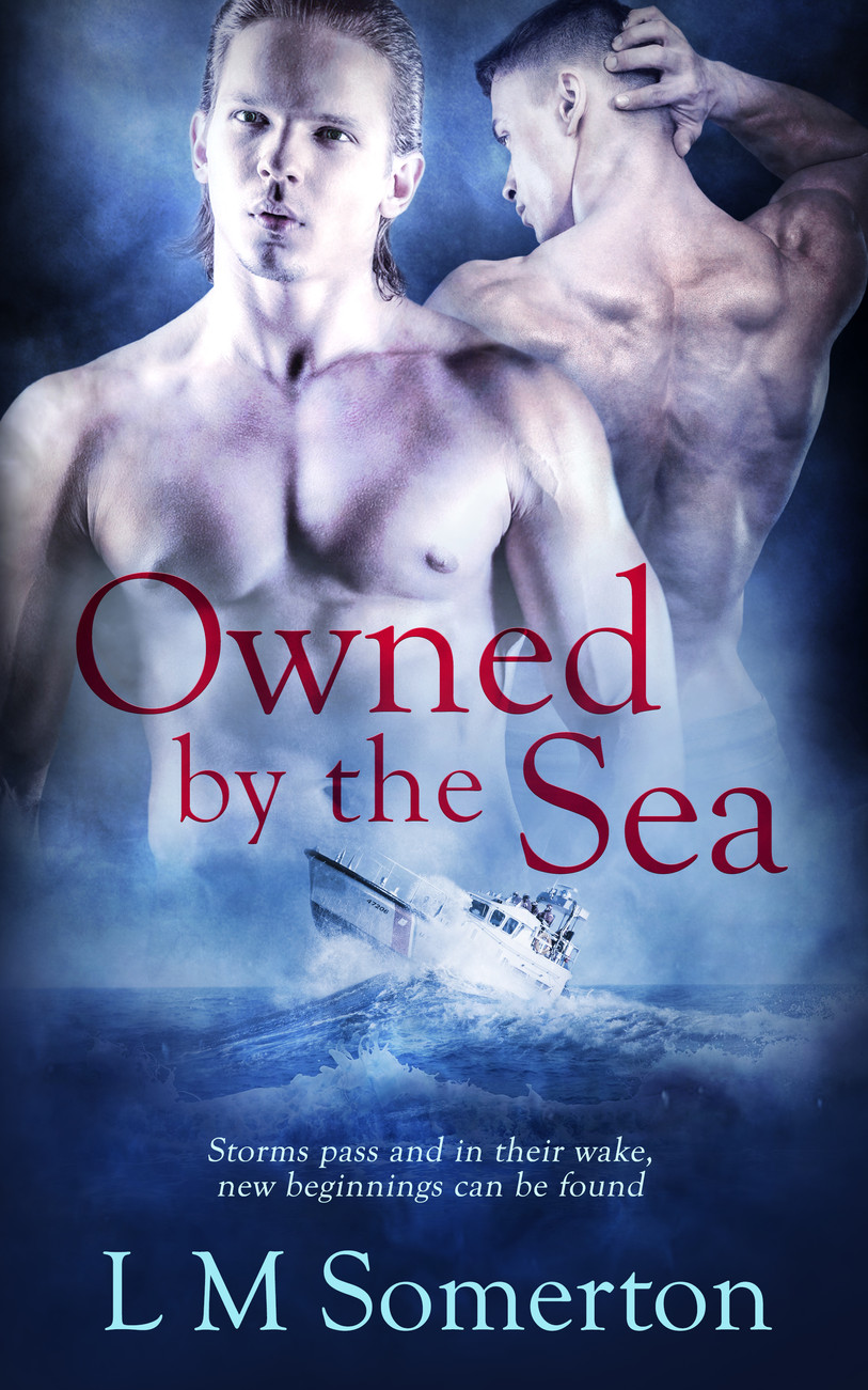 Release Blitz - Owned By The Sea by LM Somerton