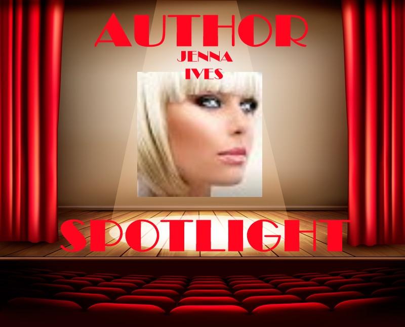 Author Spotlight with Jenna Ives