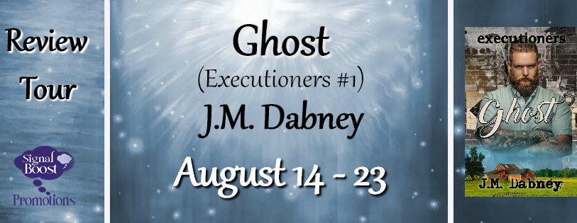 Review Tour - Ghost by J.M. Dabney