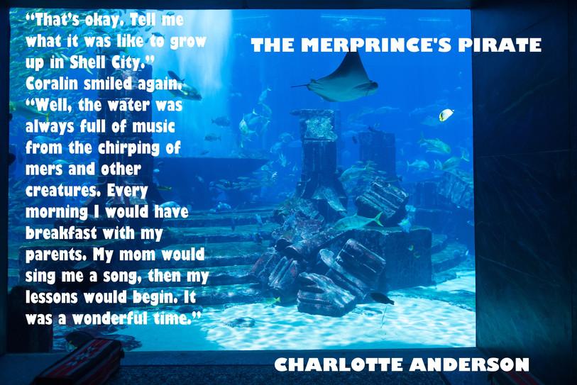 The Merprince's Pirate