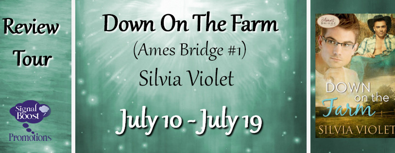 Blog Tour- Down On The Farm by Silvia Violet