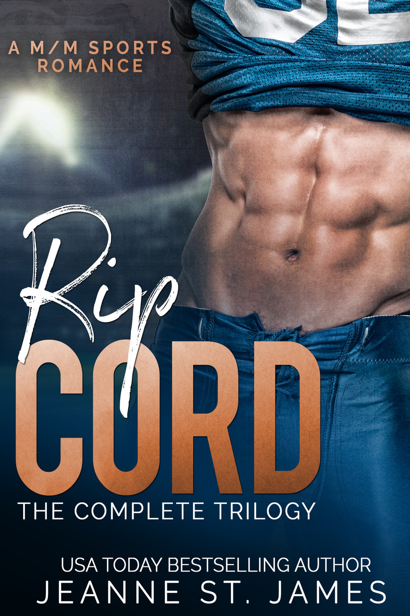 Book Blast - Rip Cord the complete Trilogy By Jeanne St. James