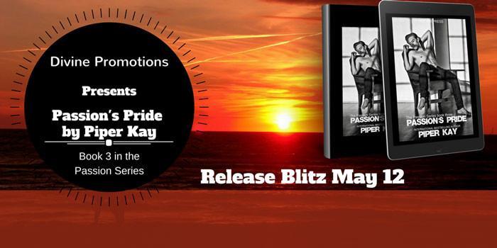 Passion's Pride Release Blitz