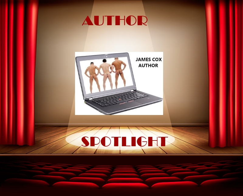 Author Spotlight with James Cox