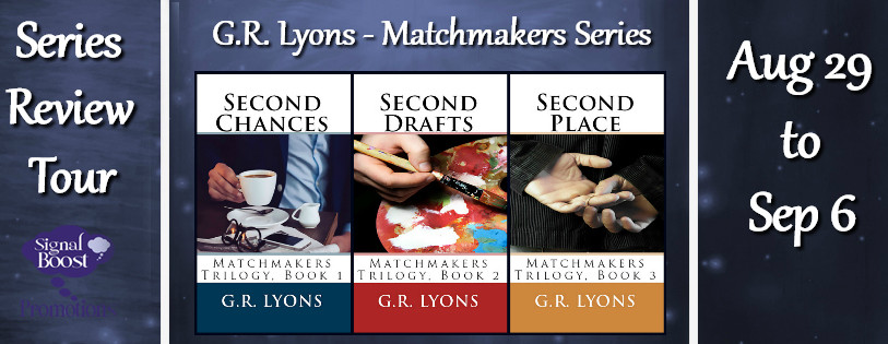 Review Tour - G.R. Lyons - Matchmakers Series