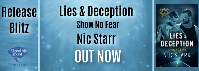 Release Blitz - Lies & Deception by Nic Starr
