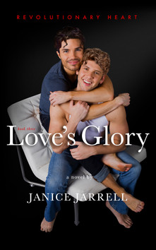 Cover Reveal for Love's Glory by Janice Jarrell