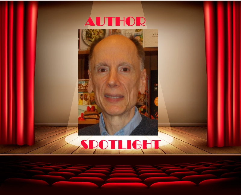 Author Spotlight with Joe Cosentino