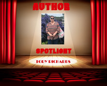 Author Spotlight With Tory Richards
