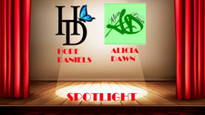Duel Author Spotlight With Hope Daniels & Alicia Dawn