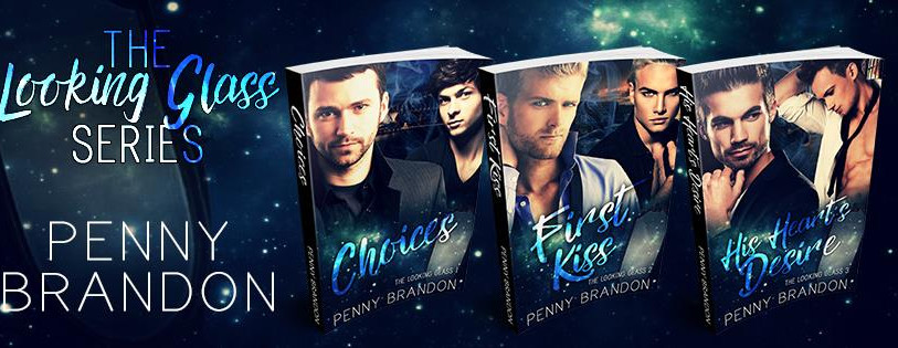 Release Blitz and Series Review Tour - The Looking Glass By Penny Brandon