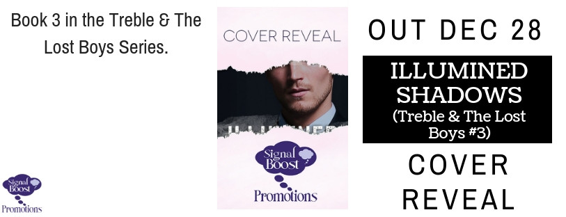 Cover Reveal for Illumined Shadows #3 Treble And The Lost Boys by G.R. Lyons