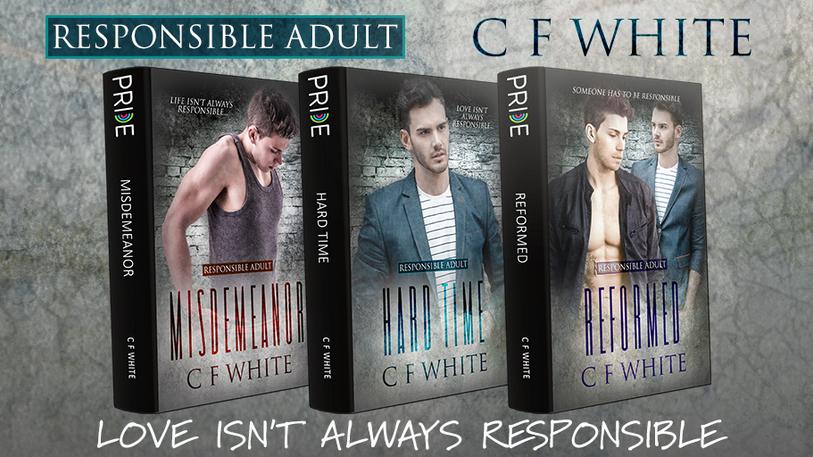 Series Recap: Responsible Adult Series by CF White